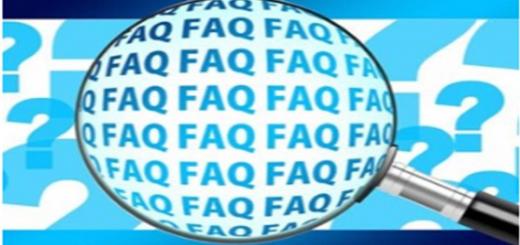 L'ufficio che si interessa alle politiche a favore dei disabili, aggiorna attraverso le nuove faq, di volta in volta, anche le domande più frequenti.