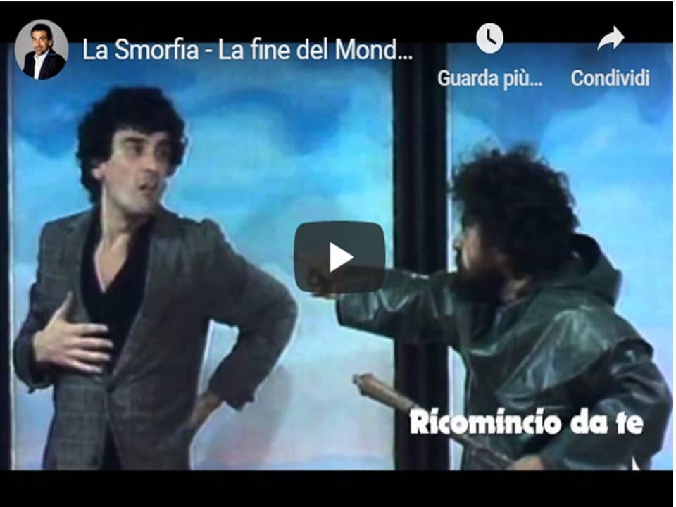 La Smorfia, la fine del mondo – In questo nuovo video vi mostreremo un grande classico della commedia Italiana