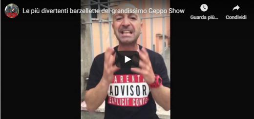 Geppo Show - in questo video mostreremo il barzellettiere più amato del web, Geppo Show, in una strepitosa compilation di gag e freddure.