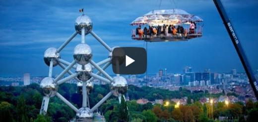 In questo video vi mostreremo una Top di 5 ristoranti più strani e bizzarri presenti nel mondo.