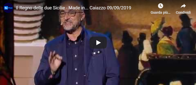 Il Regno delle due Sicilie - Made in Sud Caiazzo