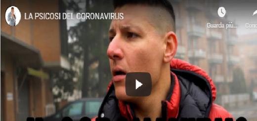 Coronavirus e Psicosi - in questo tutorial vi mostreremo un video ironico ma allo stesso tempo ricco di concetti e riflessioni sulla situazione che l'Italia sta attraversando nel combattere questa nuova epidemia del Covid-19.