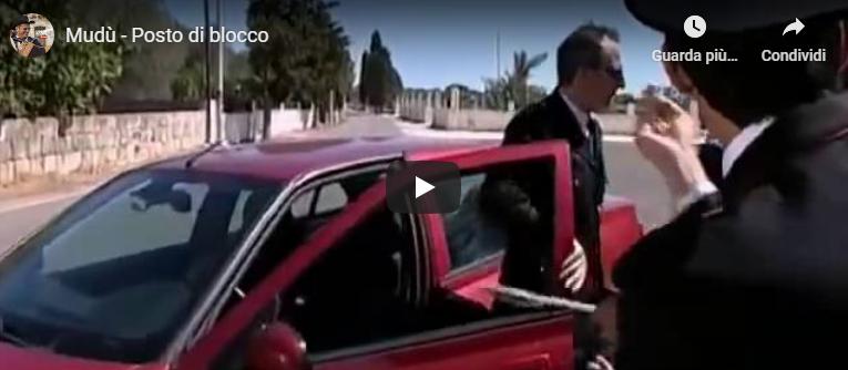 Mudù - Carabinieri - Posto di blocco