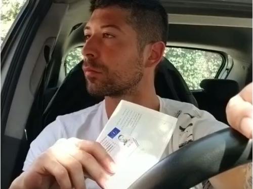 Barzelletta Carabinieri – posto di blocco