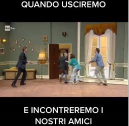 TikTok – Quando usciremo da casa Vincenzo Salemme