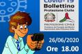 Bollettino Covid-19: i casi in Italia alle ore 18 del 26 giugno
