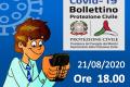 Bollettino Covid-19: i casi in Italia alle ore 18 del 21 agosto