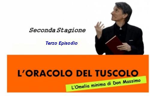 L'oracolo del Tuscolo – 2° Stagione Episodio 3
