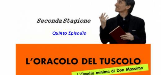L'oracolo del Tuscolo - 2° Stagione Episodio 5