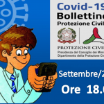 Top List  Bollettini Covid-19 – Settembre