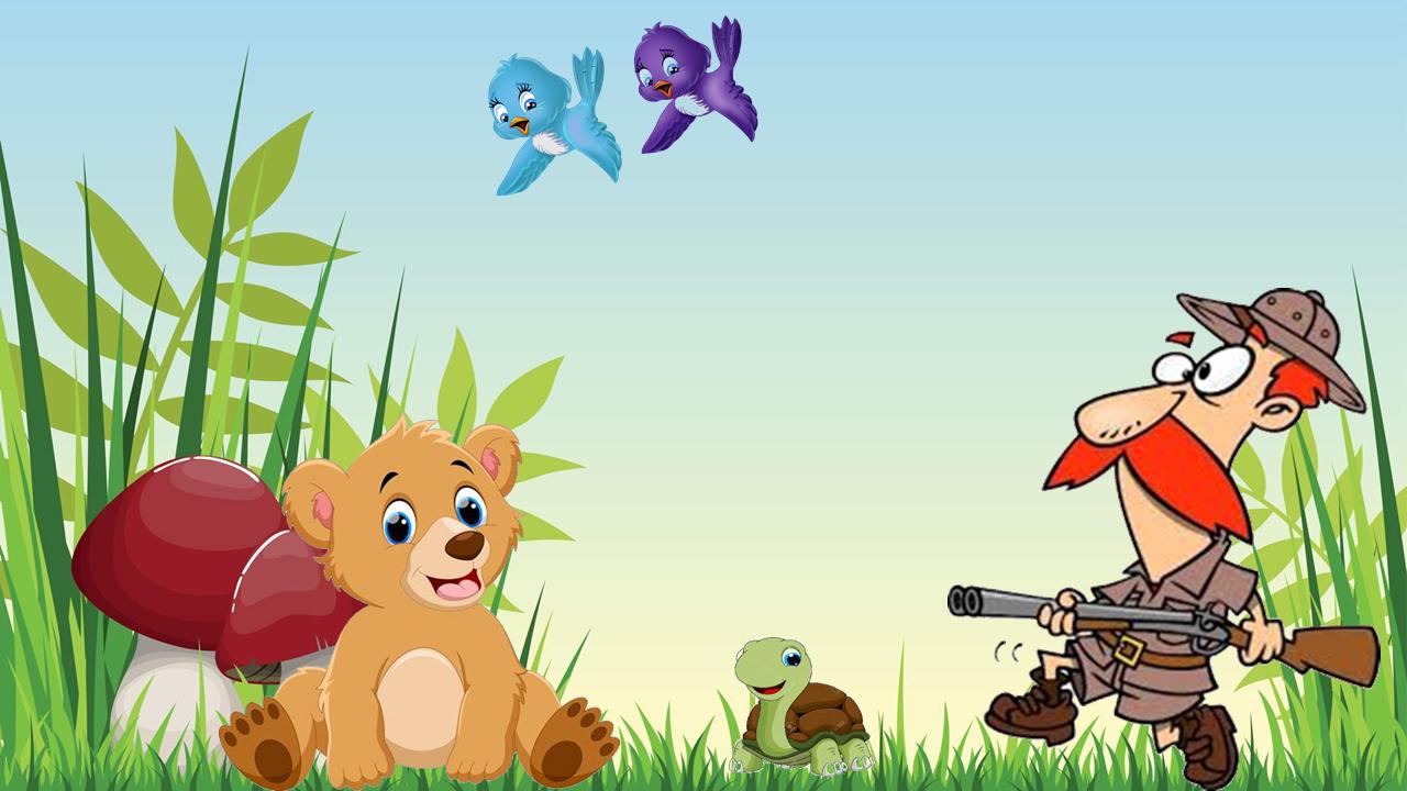 Barzelletta – Il cacciatore di Orsi
