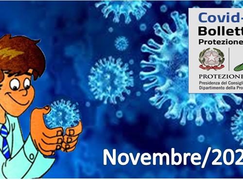 Top List  Bollettini Covid-19 – Novembre