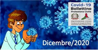 Top List Bollettini Covid-19 – Dicembre